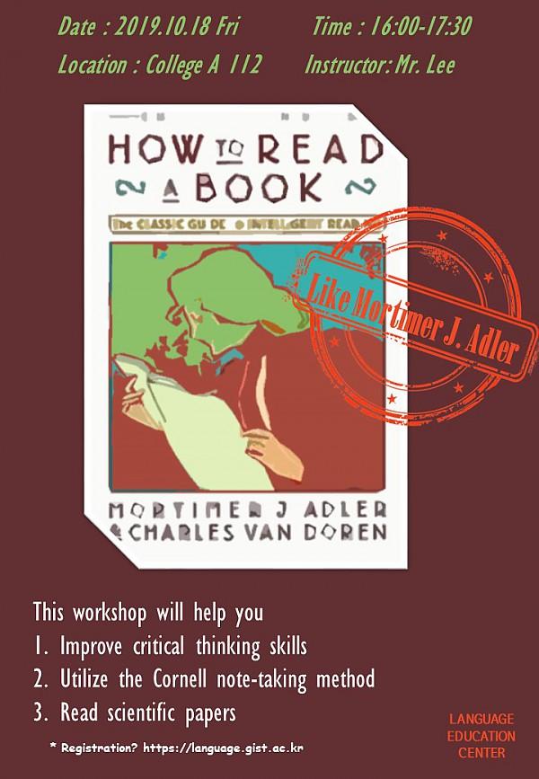How to Read Like Mortimer J. Adler, Ph.D_Ellis.jpg